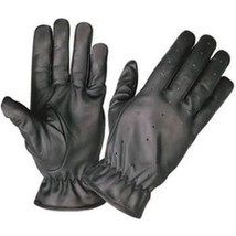 Full finger Vented Unlined Driving Gloves with Elastic Wrist - $245,82 MXN
