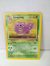 Smogmog 45/62 Pokemon Card Lightly Played - $4.95