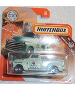 """Matchbox 2020 """"47 Chevy AD 3100"""" MBX Countryside #96/100 GKL83 Mint Seal... - $3.00"""