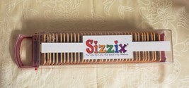 Sizzix Sizzlits BOUNCE Alphabet Set Of 35 Die Cuts Font Letters & Numbers - $20.79