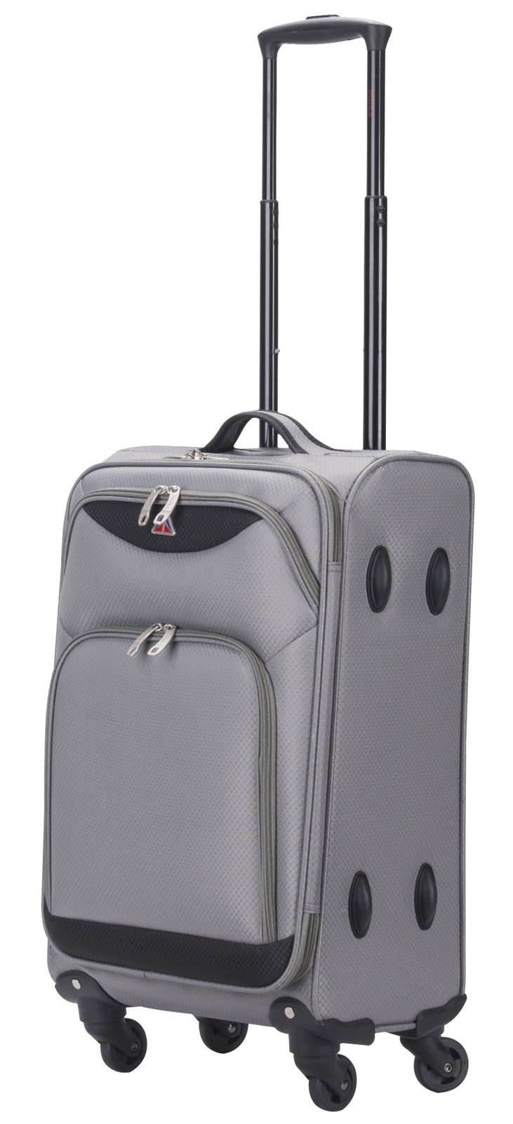 InUSA Light-Fi Softside 24'' Medium Suitcase - Available in 3 Colors