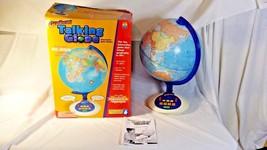 GeoSafari Talking Globe Electronic Quiz Game 10,000 Geography Questions ... - $58.95