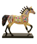 Retired First Edition Trail of Painted Ponies Cheyenne Painted Rawhide 1... - $109.99