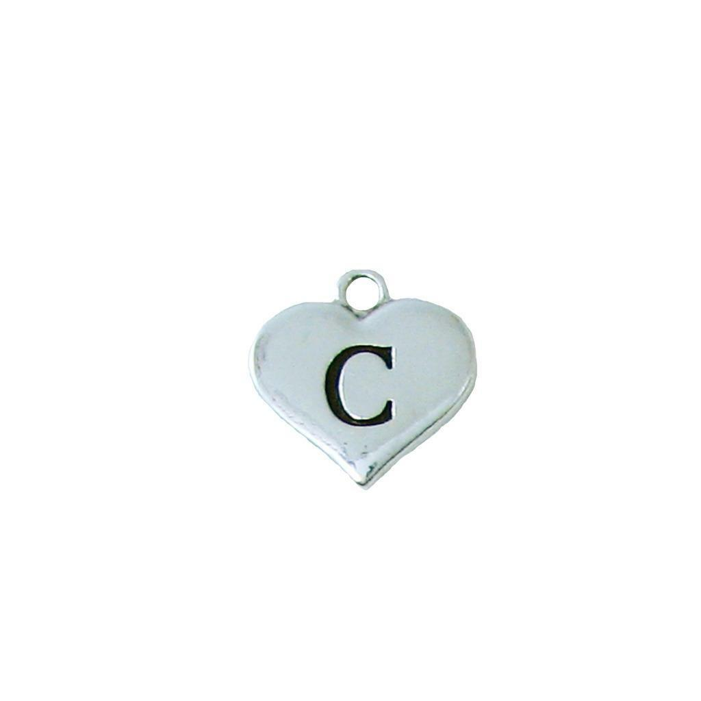 Custom Cheer Coach Thank You Gift Silver Necklace Jewelry Choose Initial image 4