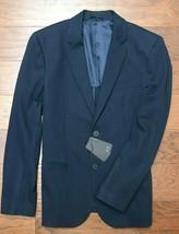 Armani Exchange A X Herren Marineblau Stretch Mittelschwere Blazer Sport... - $93.34