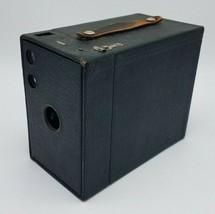 Vintage Kodak Brownie 2A Box Camera - Early Model 1902 Patent Date - $47.95