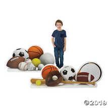 Sports VBS Ball Cardboard Stand-Ups - $38.74