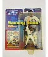 SAMMY SOSA Starting Lineup Action Figure 1999 HOME RUN RECORD BREAKER Se... - $6.92