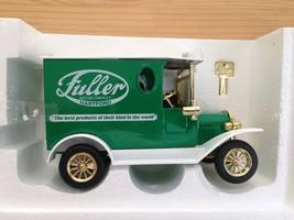 Fuller Brush Truck Collectible Bank NIB with Keys - $14.95