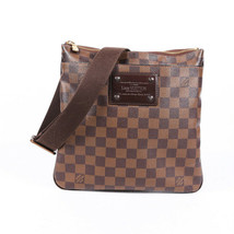 Louis Vuitton Brooklyn Pochette Damier Ebene Crossbody Bag - $740.00