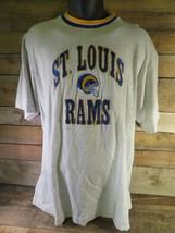 St Louis Béliers Football NFL Vintage T-Shirt Taille XL - $15.49