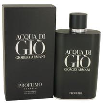 Giorgio Armani Acqua Di Gio Profumo 6.08 Oz Eau De Parfum Spray image 4