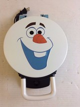 DISNEY'S OLAF WAFFLE MAKER WORKS! TESTED!                               ... - €12,78 EUR