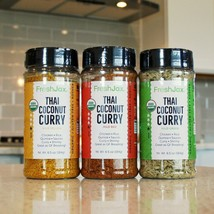 Coconut Curry: Organic Spiced Coconut - $9.99+