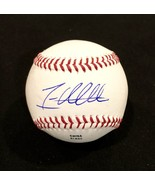 TREVOR WILLIAMS AUTOGRAPHED SIGNED O.L. BASEBALL Pittsburgh PIRATES w/CO... - $49.99