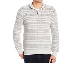 Men's Axist Mockneck Zip Sweater 2XL - £12.59 GBP