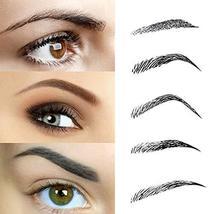 42 Pcs Eyebrow Razor Eyebrow Trimmer Shaver Shaver Facial Razor for Men Women image 7