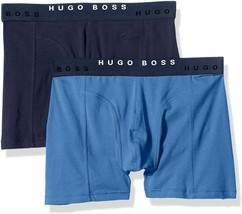 New Hugo Boss Men's Premium Dynamic Cotton Stretch Boxer Briefs