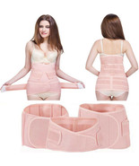 3 In1 Women Postpartum Belt Belly Slim Body Shaper Support Waist Recover... - $21.00