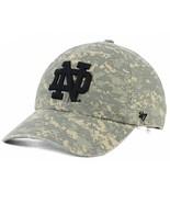 Notre Dame Fighting Irish '47 Brand Operation Hat Trick Camo Adjustable ... - $28.49