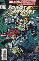 The Transformers: Generation 2 #3 [Comic] [Jan 01, 1994] Marvel - $5.92