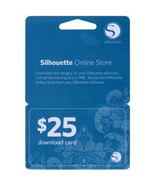 Silhouette Of America $25 Download Gift Card - $17.30