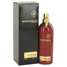 Montale Silver Aoud by Montale Eau De Parfum Spray 3.3 oz for Women - $128.95