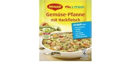 Maggi VEGETABLE Pan with mince in a pack -PACK of 1 - Made in Germany - $2.92