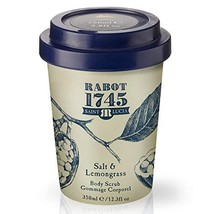 Rabot 1745 Body Scrub | Natural Exfoliating Skin Polish with Shea Butter & Sweet