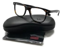 Ray Ban RB 5248 2012 Eyeglasses frame Havana Tortoise 51 19 145 - $89.07