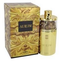 Ajmal Aurum Perfume By Ajmal 2.5 oz Eau De Parfum Spray For Women - $36.25