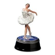 The San Francisco Music Box Company Ballerina Swan Lake Figurine - $52.40