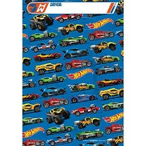 Hot Wheels Wild Racer Folded Loot Bags, Party Favor - $8.42