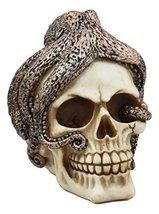"""Ebros Sea Monster Kraken Octopus Skull Statue 6"""" Tall Nautical Ocean Terror Myth - $19.75"""
