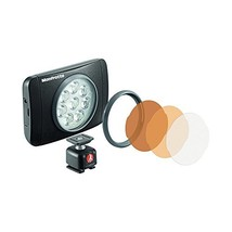 LUMIMUSE 8 LED Light and Accessories - Black - $96.63