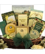 Holiday Cheese Delights: Cheese Holiday Christmas Gift Basket, CHCHS - $62.99