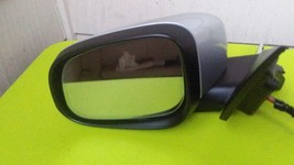 2009 Jaguar Xf Driver Left Side Door Mirror Silver - $277.19