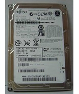 MHW2040BH Fujitsu - 40GB SATA 2.5 inch Drive Tested Good Free USA Ship - $10.95
