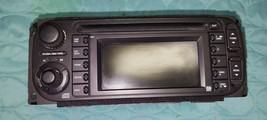 Chrysler OEM Stereo Radio Navigation GPS Part Number P56038629AI & 56038... - $96.03