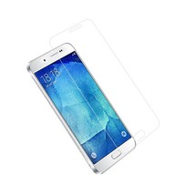 REIKO SAMSUNG GALAXY A8 TEMPERED GLASS SCREEN PROTECTOR IN CLEAR - $8.67