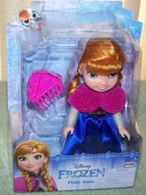 "My First Disney FROZEN Petite ANNA 6"" Doll New - $11.88"
