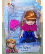 "My First Disney FROZEN Petite ANNA 6"" Doll New - $11.88"