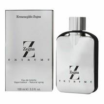 Z Zegna Extreme by Ermenegildo Zegna 3.3 oz / 100 ml Eau De Toilette spray men - $313.23