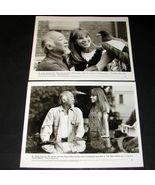 2 1994 NEXT KARATE KID Movie Press Photos Hilary Swank Pat Morita 1 hawk - $19.95