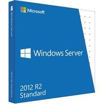 Microsoft Windows Server Standard 2012 R2 2CPU/2VM - Base License Retail - $49.99