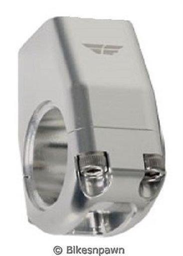 New Fly Racing Silver Billet Push Button Kill Switch