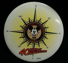 1995 Disneyland Disneyana Convention Mickey Mouse Button - $8.99