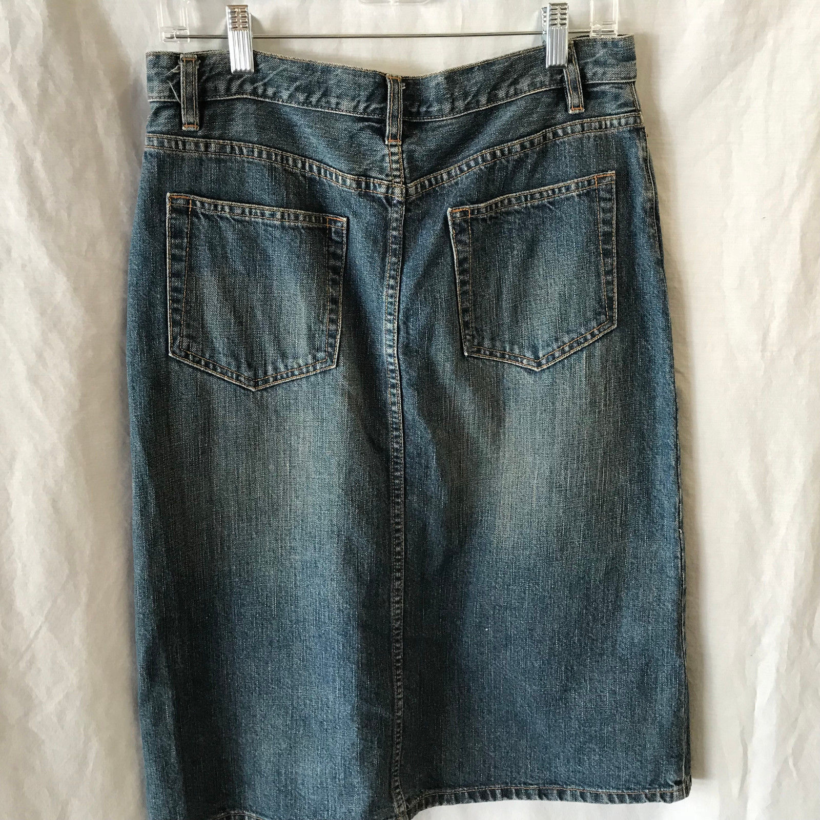 672c0b616 Gap Jeans Denim Skirt Distressed Knee Length and 50 similar items