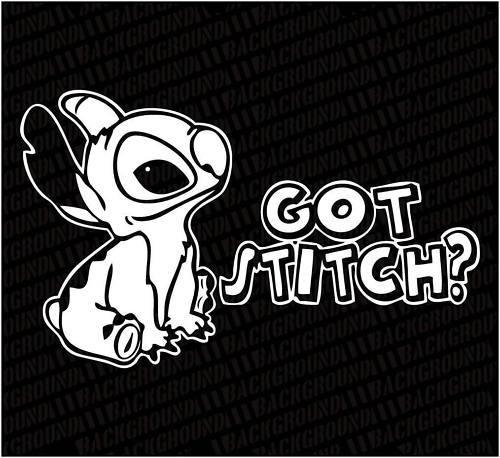 Stitch lilo