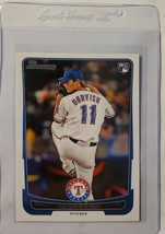 Yu Darvish 2012 Bowman #209 Texas Rangers Chicago Cubs - $0.24